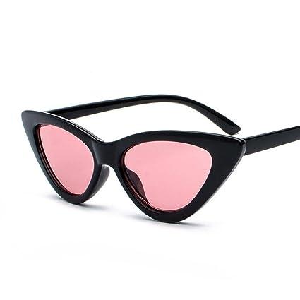 Gafas de sol Aolvo retro con forma de ojo de gato, elegantes gafas de sol triangulares para hombres y mujeres, marco ligero, lentes polarizadas HD ...
