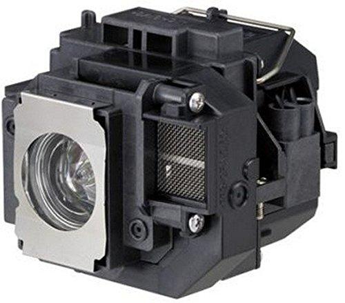 AuraBeam エプソン ELPLP54 交換用プロジェクターランプ ハウジング付き   B01ARAQX76