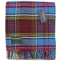 Tweedmill Textiles Anderson - Manta de lana, diseño