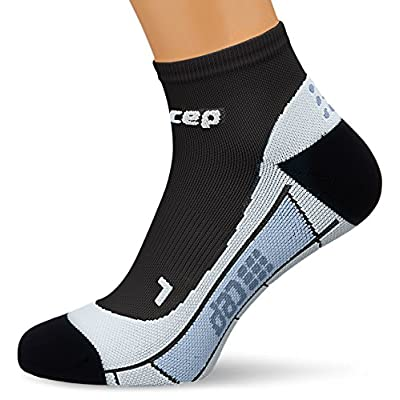 96cf83b7f2 CEP Men's Dynamic+ Low Cut Socks with Compression [1OeGr0500125 ...