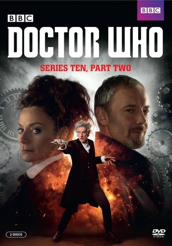 Doctor Who: Series 10, Part 2 (10 Blue Dog Pearls)