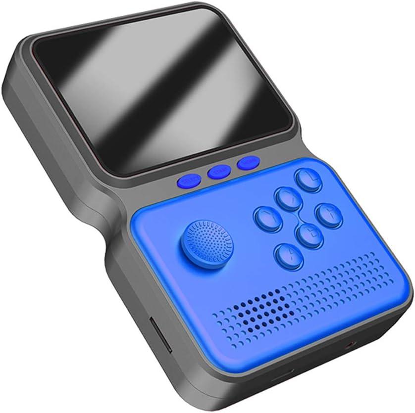 ni/ños y Adultos MeiLiu Consola de Juegos port/átil conexi/ón de TV Compatible Reproductor de Juegos port/átil 900 Juegos cl/ásicos Sistema de Juegos Retro de 3,5 Pulgadas