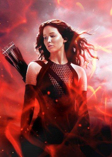 Los Juegos Del Hambre Catching Fire 2013 24 X 36 Peliculas Poster