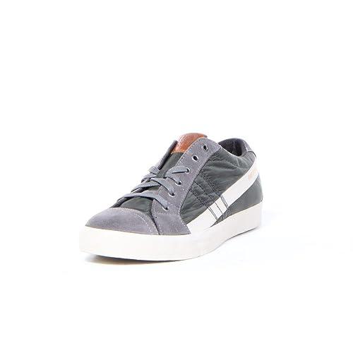 Diesel D-String Low Hombres Moda Zapatos: Amazon.es: Zapatos y complementos