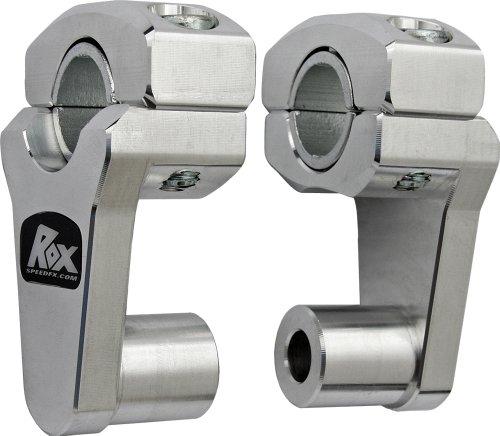 Rox Speed FX Elite Series Pivot Handlebar Riser - 2in. - Natural 1R-P2SE