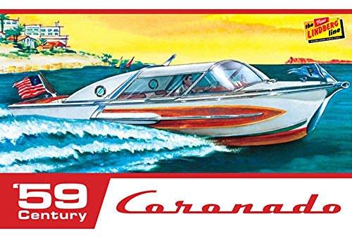 HL221 1/25 1959 センチュリー コロナド モーターボート