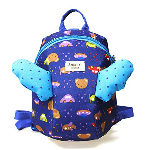 Zahara Cartoon Preschool Backpack Toddler