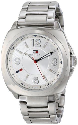 Tommy Hilfiger Women's 1781339 Analog Display Quartz Silver Watch