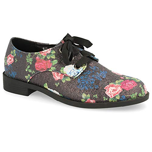 Blucher Redondos con Tipo Zapato Cordones wqFvS1IXx