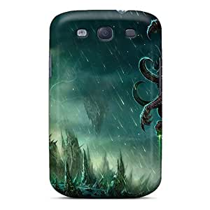 Archerfashion2000 Slim Fit Protector MnJ633xWwn Shock Absorbent Bumper Cases For Galaxy S3