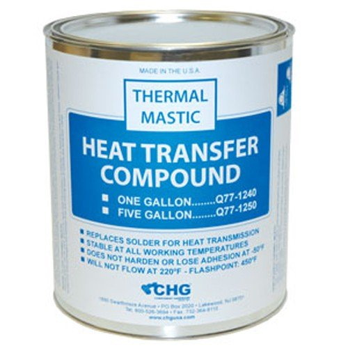 Thermal Mastic - Heat Transfer Compound - 1 Gallon