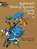 img - for Audubon's Birds of America Coloring Book book / textbook / text book