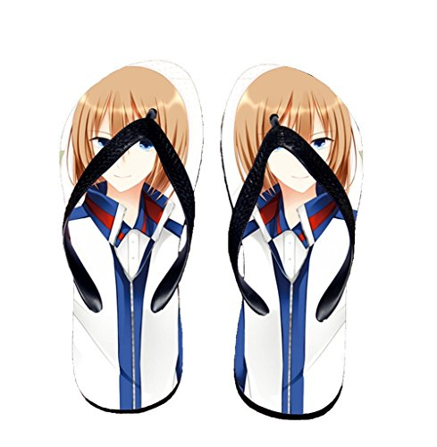 Bromeo The Prince of Tennis Anime Unisex Flip Flops Chanclas 775