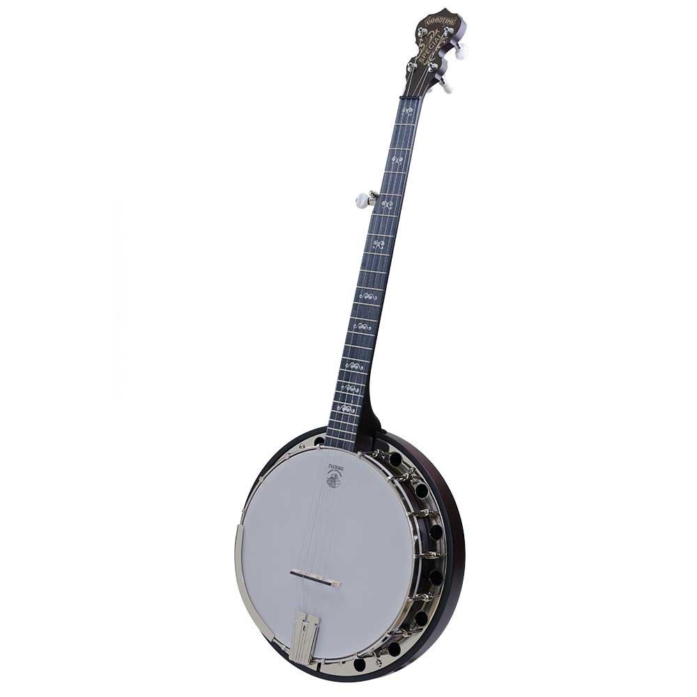 Deering Artisan Goodtime Special 5-String Resonator Banjo Natural AS