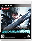 PS3 KONAMI METAL GEAR RISING REVENGEANCE