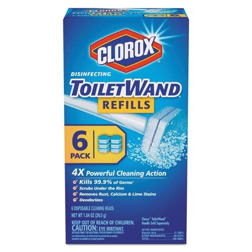 * * Disinfecting ToiletWand Refillヘッド、6 /パック* * B00O3CG6RC