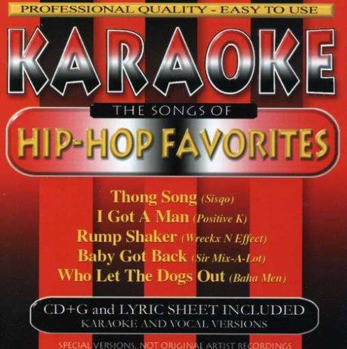 Hip Hop Karaoke - Karaoke: Hip-Hop Favorites