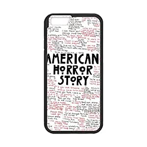 Custom TPU case with Image of from American Horror with Story Snap-on extra cover for iphone 5s