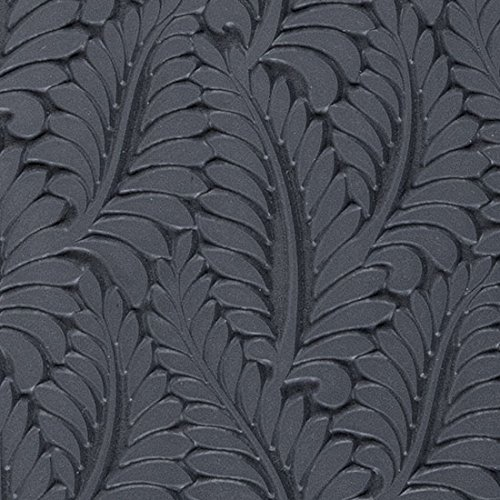 Cool Tools Crown Fern Flexible Rollable Texture Tile