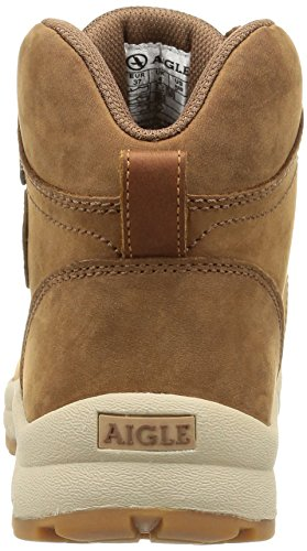 Shoes Women's Aigle High Brown Rise Light Tenere Hiking Camel THqwq6SY