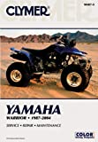 Yamaha Warrior, 1987-2004, Clymer Publications Staff and Penton Staff, 0892879238