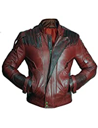Premium Leather Jackets Star Lord Guardians of Galaxy 2 Chris Pratt Synthetic Leather Jacket
