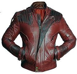 Chris Pratt Real Leather Jacket