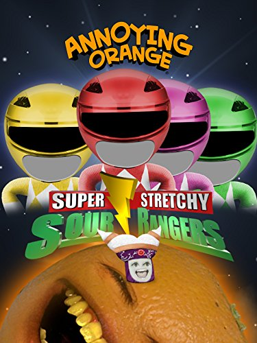 Power Rangers Cartoons Kids (Annoying Orange - Sour)