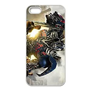 iPhone 5,5S Phone Cases White Transformers FJo880691