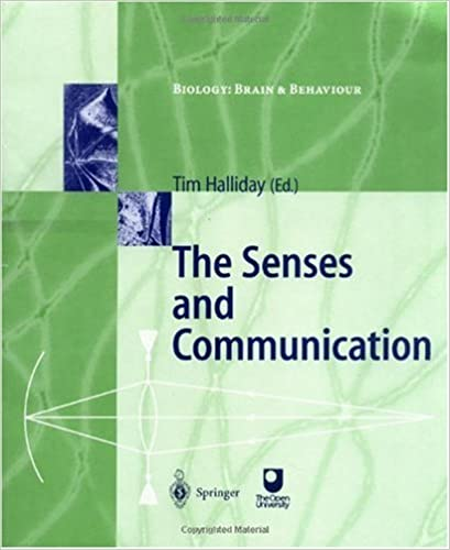 Book The Senses and Communication (Biology: Brain and Behaviour)