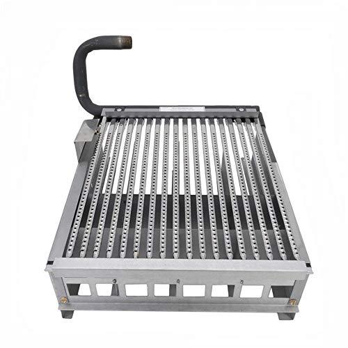 Raypak 010392F Models 206A-406A Atmospheric Burner Tray w/Burners (Sea Level) - Model 266A (a) (Burners Level Sea)