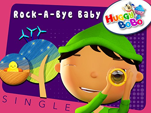 Bingo Melody - Rock-A-Bye Baby Nursery Rhymes By HuggyBoBo