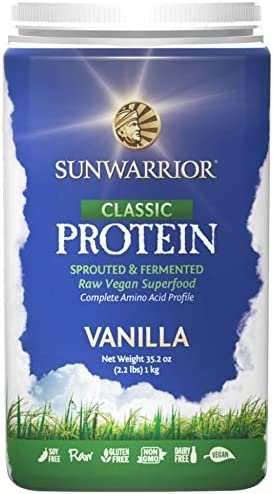 Sunwarrior - Proteínas Vegetales Classic Protein Vanilla 1000g
