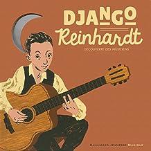 DJANGO REINHARDT (LIVRE-CD)
