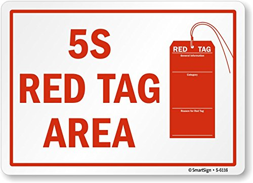5s red tags - 4