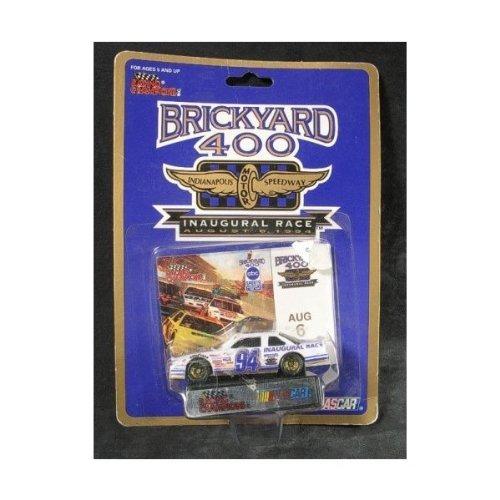 Nascar Brickyard 400 Inaugural Race Die Cast Car From 1994 (Inaugural Race)