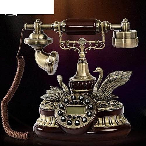 BZM-ZM 電話、[レトロ]、ヨーロピアンスタイル[ホテル]、有線-B