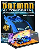 DC BATMAN AUTOMOBILIA FIGURINE COLLECTION MAGAZINE #10 by EAGLEMOSS PUBLICATIONS LTD