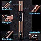 Anrapley Torch Lighter, 6.0in Long Butane Lighter