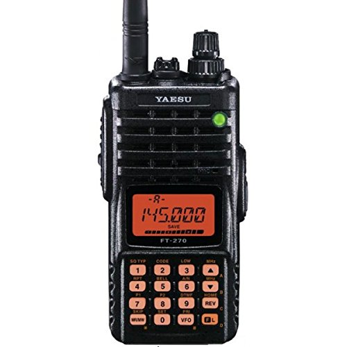 YAESU FT-270R VHF TRANSCEIVER Submersible FT 270R NEW by Yaesu