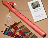 Native American Navajo Flute Package -Cherry Eagle