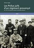Image de Les Poilus juifs d'un régiment provençal (French Edition)