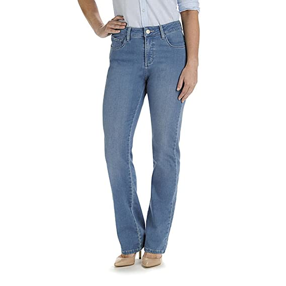 LEE Womens Classic Fit Sophie Straight Leg Jean 35169