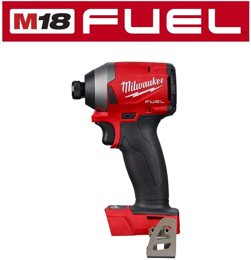 1//4 MILWAUKEE ELEC TOOL 2760-20 M18 Fuel Hex Hydraulic Driver Renewed