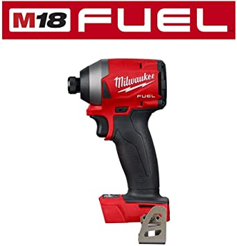 Bare Tool Hex Impact Driver 2853-20 New Short Milwaukee M18FUEL 1//4 in 2019