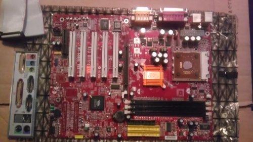 ECS Motherboard MB K7VTA3 Socket A AMD XP DURON SEMPRON