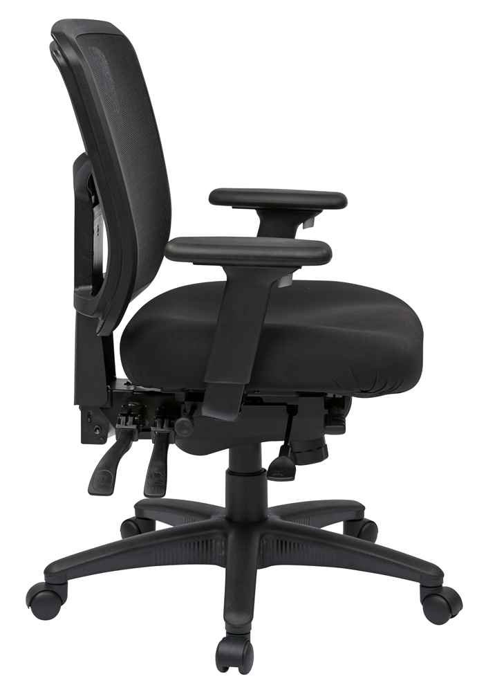 Amazon com  Office Star ProGrid Back Managers Chair with 2 Way Adjustable  Arms and Dual Function Control and Seat Slider  Kitchen   DiningAmazon com  Office Star ProGrid Back Managers Chair with 2 Way  . Office Star Ergonomic Chair. Home Design Ideas