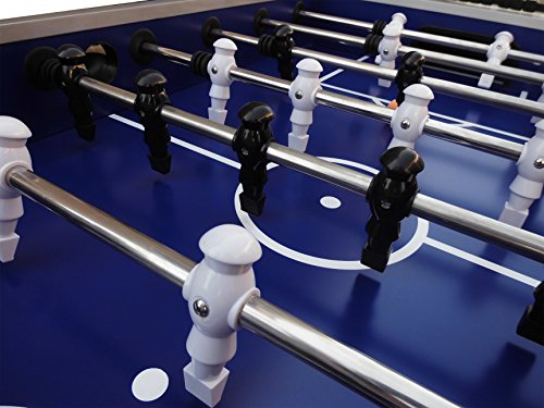 Playcraft Extera Outdoor Foosball Table Silver Foosball And