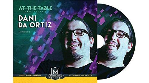 At the Table Live Lecture Dani da Ortiz