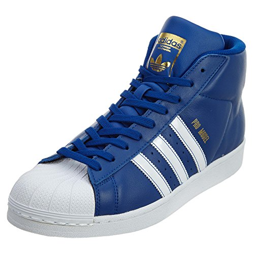 Adidas Pro Model Mens Style: BY3727-Royal/Wht/Gold Size: ...